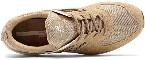 Nieuw Evenwicht Dames Sneaker Beige - Wit