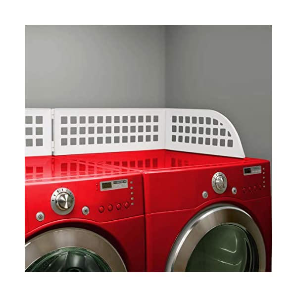 Haus Maus – The Original Laundry Guard – Keep Laundry from Falling Behind...