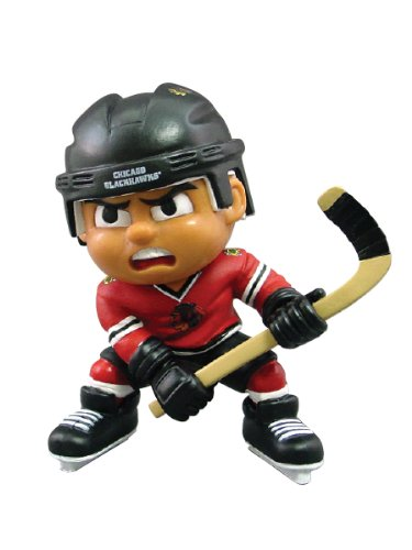 Nhl Collectibles (Lil' Teammates Chicago Blackhawks Slapper NHL Figurines)