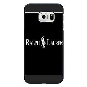 Simple Samsung Galaxy S6 Edge Phone Case,Classic Ralph Lauren Logo Phone Case for Samsung Galaxy S6 Edge,Classic Custom Ralph Lauren Design Shell Cover