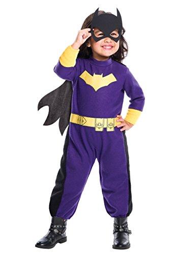 Rubie's Costume DC Comics Batgirl Romper Costume,