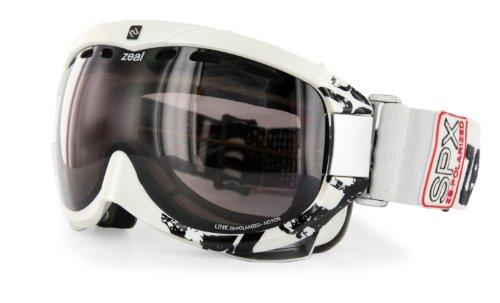 Zeal Optics Link SPX Goggle (Satin White)