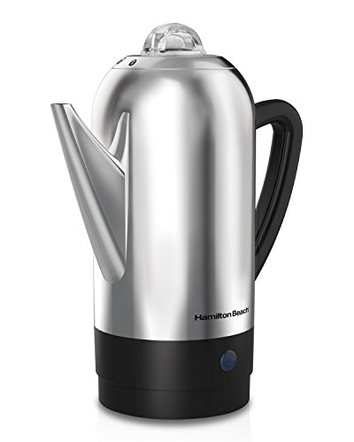 Hamilton Beach 40622R Stainless Percolator