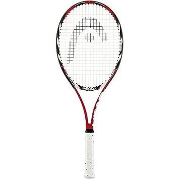 Head Microgel Prestige Pro Raqueta de Tenis (unstrung), 230289-4.25, Blanco, Rojo y Negro: Amazon.es: Deportes y aire libre