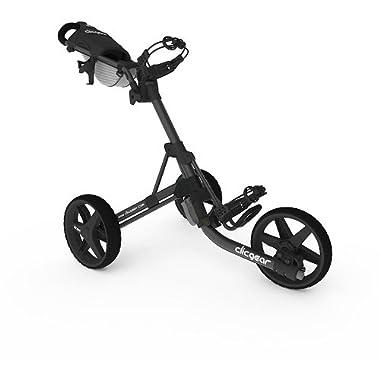 Clicgear Model 3.5+ Golf Cart, Charcoal/Black
