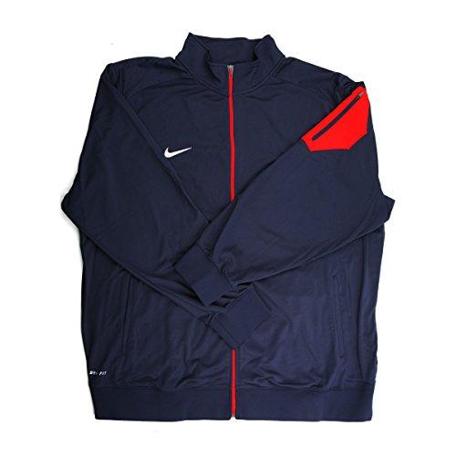 Navy 3 Dri Giacca fit Con large Uomo rosso Cerniera nbsp;x Nike SfYxP