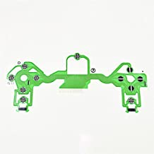 Conductive Film Conducting Film Button Keypad Flex Cable For Sony Playstation 4 PS4 Wireless Controller Repair Parts (Green)