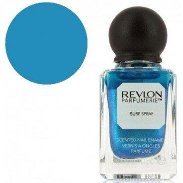 Revlon Parfumerie Scented Nail Enamel, 050 Surf Spray, 0.4 Fluid Ounce