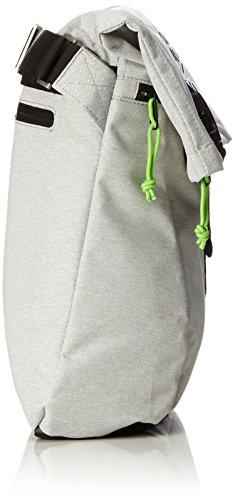 BREE Herren Punch S17 Schultertasche, Grau (Light Grey), One Size