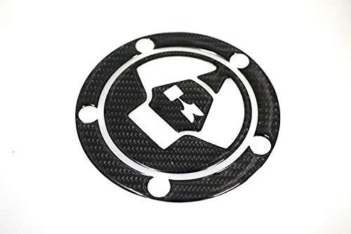 WildBee 3D Autocollant de Protection de Capuchon Dessence de Gazole de Carbone pour Z1000 14-15//Z1000SX 14-15 NINJA1000 Z800 13-15//ER6N 12-15//VN650 15//VERSYS 650 15