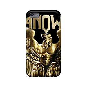 Shockproof Cell-phone Hard Covers For Iphone 6plus (KnG7549gFkd) Provide Private Custom Nice Avenged Sevenfold Series