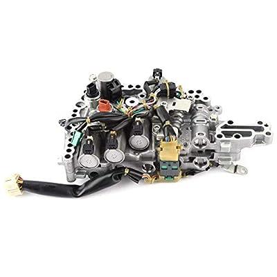 JF017E CVT Valve Body,Auto Transmission Valve Body for Nissan Altima Murano Pathfinder Teana Infinity Renault JX35 QX60 JF017E: Automotive