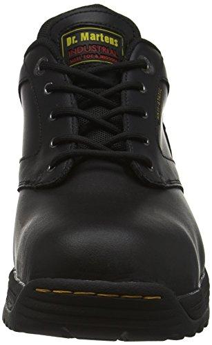 Dr. Martens IndustrialDm Keadby - Zapatos de Seguridad adultos unisex Negro - negro