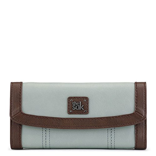 The Sak Iris Flap Wallet (Mint)