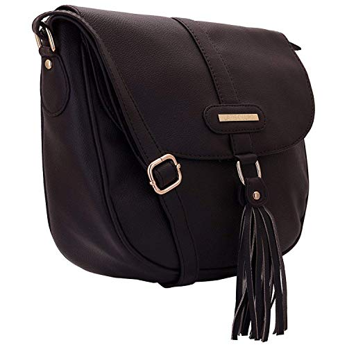 con Lapis a multipla donna O marrone Sling Vintage firmata da Borsa Bag Lupo Muse tasca tracolla rOdz0Zrq