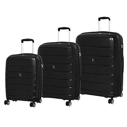 IT Luggage Asteroid 8-Wheel Hardside Expandable 3-Piece Set,