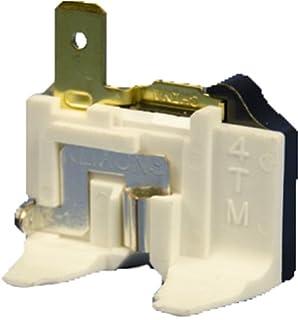 Amazon.com: uxcell 4.7 Ohm 1 Pin Refrigerator PTC Starter ... on