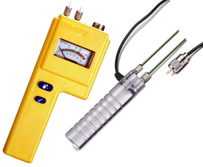 - Delmhorst BD-10 Wood Moisture Meter with 21-E Standard Package