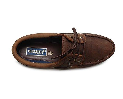 Homme brown Bateau Chaussures Donkey Brown Dubarry Pour cAU1ynHxx