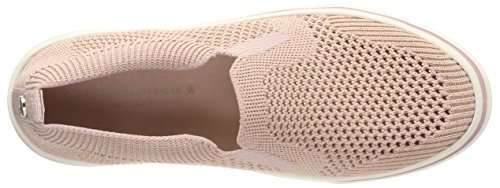 Ginnastica Tommy Hilfiger Rosa Weight Basse Light Knitted Scarpe on da Donna 502 Dusty Slip Rose xqqdr8WwnP