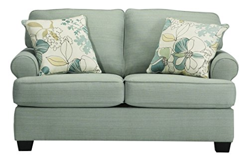 Two Seat Upholstered Sofa - 2