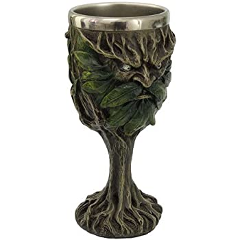 Amazon.com | Greenman Celta potable Copa Cliz Cocina Decoracin por ...