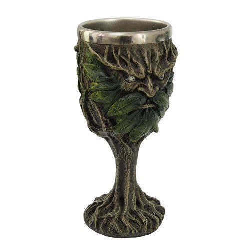 Greenman Celta potable Copa Cliz Cocina Decoracin por PACiFiC Giftware ()