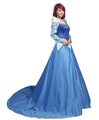 Cosre (Princess Aurora Adult Womens Costumes)