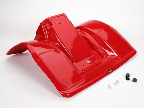 (Maier 11910-2 Red Rear Fender for Honda ATC 250R)
