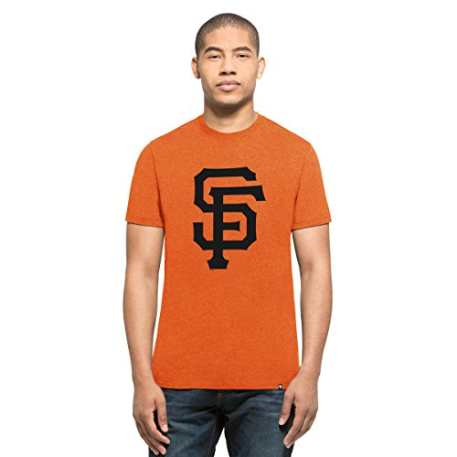 '47 MLB San Francisco Giants Men's Club Tee, Orange, Small