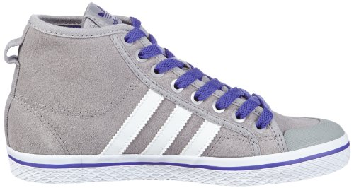 STRIPES Grau Originals M HONEY Gris Sneaker Runwh adidas Alumin collo Grigio a donna alto qA4SpwEw
