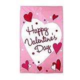 Happy Valentine's Day Garden Flag 12.5