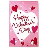 "Happy Valentine's Day Garden Flag 12.5"" X 18"""