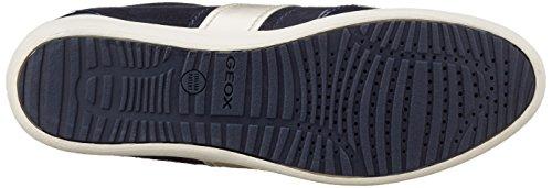 a Myria Dk Mujer D C4021 para Geox Zapatillas Navy Azul Sw54qxE6