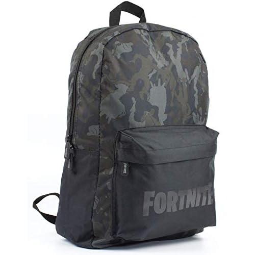 41Q%2B1kcYJrL. SS500 Con licencia oficial mercancía Fortnite Perfecto para una fan del juego batalla real Cierre: cremallera