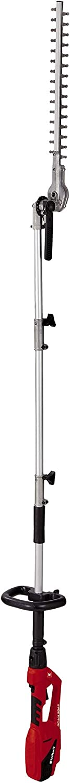 Recortadora de setos de varilla eléctrica Einhell GC-HH 9048 (900 vatios, 410 mm de longitud de corte, 20 mm de separación de dientes, extensión de telescopio)