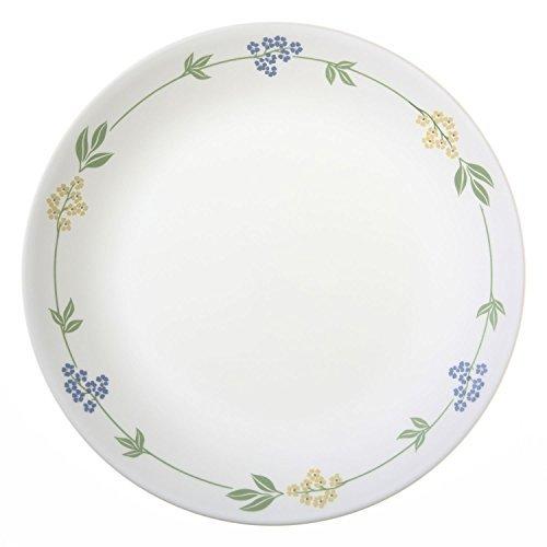 """10 1/4 Dinner Plates (Corelle Livingware Secret Garden 10-1/4"""" Dinner Plate (Set of 6))"""