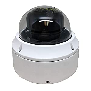 101AV 1080P HD 4 in 1/TVI, AHD, CVI, Analog 2.8-12mm Wide Angle IR in/Outdoor Security Dome Camera Sony 2.1 MP 1920×1080…