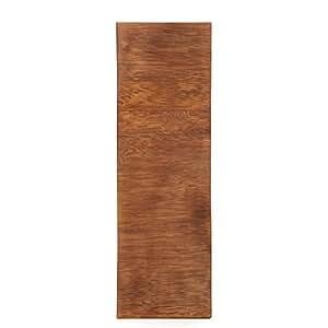 Hosley madera marrón de 16cm de alto y maceta. Ideal para boda o ocasión especial; Para Arreglos Florales secos P1