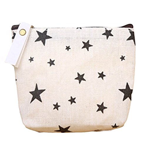 ZOMUSAR Wallet For Women,Girls Printing Snacks Coin Purse Wallet Bag Change Pouch Key Holder (B) ()