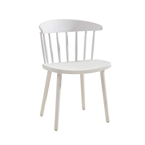 Prime Amazon Com Fly Nordic Fashion Plastic Chair Dining Chair Pabps2019 Chair Design Images Pabps2019Com