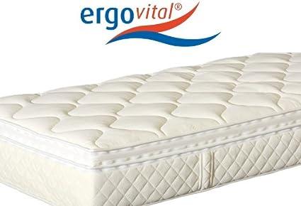 ergovital Swiss Plus Premium – Colchón de Espuma fría H2 ...