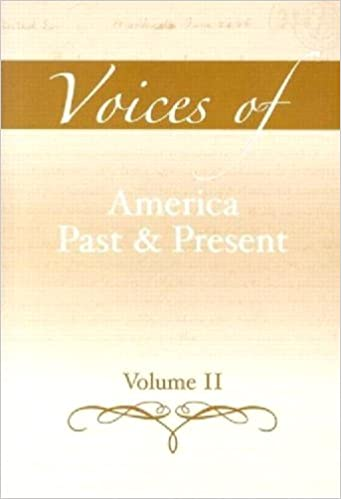 Amazon voices of america past and present volume 2 voices of america past and present volume 2 1st edition fandeluxe Image collections