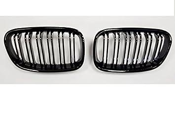 Ricoy Gloss Black 2011-2014 F20 F21 1 Series Hatchback Sport Kidney Grill Grille