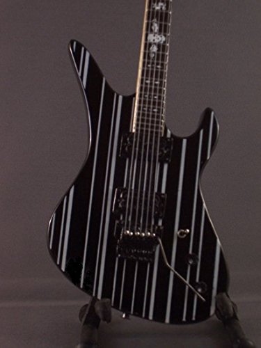 Amazon.com: Mini Guitar AVENGED SEVENFOLD SYNYSTER GATES Display: Musical Instruments