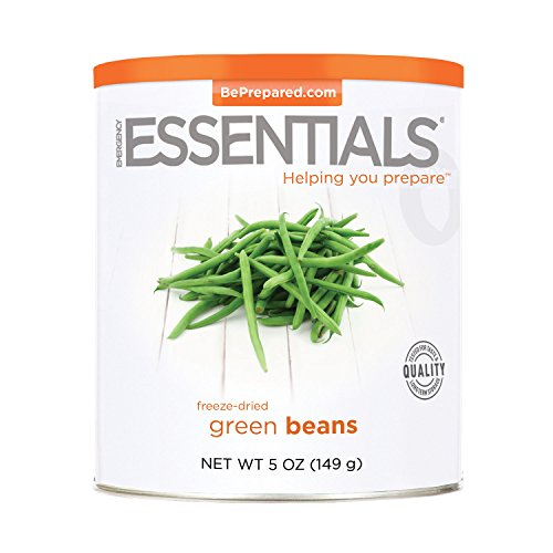 Emergency Essentials Freeze Dried Green