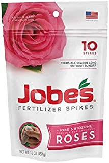 product image for Jobe's Rose Fertilizer Spikes