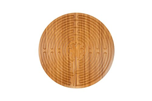 (Chartres Finger Labyrinth for Mindfulness and Meditation. Reduce Stress with Labyrinth Finger Meditation. (Chartres Finger Labyrinth))