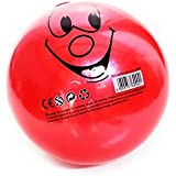 Large Fruit Scented Smelly Smiley Face Ball (Red) by Misha