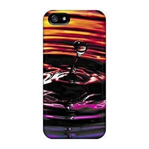 Excellent For SamSung Galaxy S5 Mini Phone Case Cover PC Cover Back Skin Protector Fire And Water